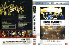 Iron Maiden-live DVD NEW