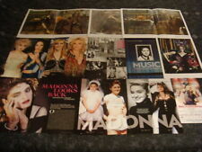 Madonna - Clippings 80's And Much More Rare