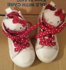 Hello Kitty Baby Boots NEXT Size 5