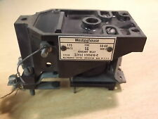 Westinghouse Type SG Auxiliary Relay 115V 50-60hz *FREE SHIPPING*
