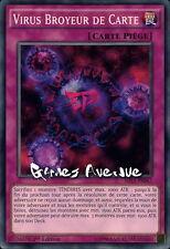 Yu-Gi-Oh ! Virus Broyeur de Carte MIL1-FR047 (MIL1-EN047) VF/Commune
