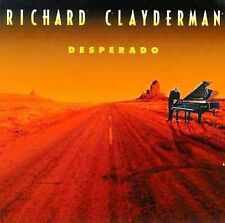 RICHARD CLAYDERMAN - Desperado (piano) CD