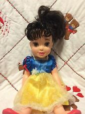 Disney Princess Snow White Playmates/ TollyTots Toddler Doll 15""
