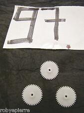 Ingranaggi ingranaggio pezzi di ricambio modellismo meccanismi in plastica N97