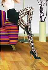 Fishnet pantyhose stocking