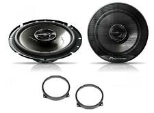 BMW Mini 2000-2006 Pioneer 17cm Front Door Speaker Upgrade Kit 240W