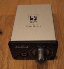 FIRESTONE Carino SERIE Fubar IV Dac/Cuffie Amp HiFi HI FI HI-FI RCA audio