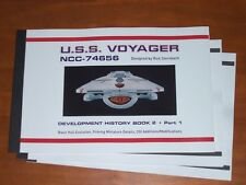 Star Trek USS Voyager Development Book Two in Three Parts
