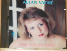 THE ALLAN VACHE QUINTET -One For My Baby- CD