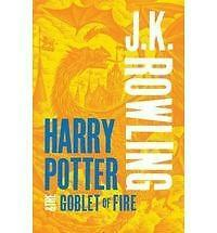 Harry Potter and the Goblet of Fire (Harry Potter 4 Adult Cover), Rowling, J.K.,