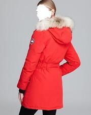 """BRAND NEW """"RED"""" (RED LABEL) CANADA GOOSE TRILLIUM MEDIUM ARCTIC PARKA JACKET"""