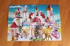 Playmobil Princess Castle Collectible Collector's Poster 5142