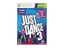 Just Dance 3 Xbox 360 Game