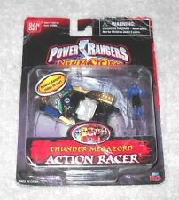 Thunder Megazord (Action Racer) mini-car - Power Rangers Ninja Storm - 100% MOC