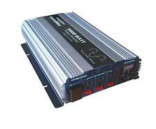 VertaMax 3000 Watt (6000W) Pure Sine Wave Power Inverter 12V Battery RV, Solar