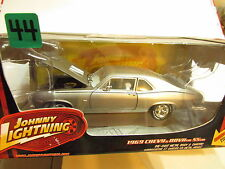 JOHNNY LIGHTNING - WHITE LIGHTNING 1969 CHEVY NOVA SS SCALE 1:24