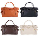 Womens Handbag Shoulder Bags Ladies Tote Purse PU Leather Messenger Bag Hobo