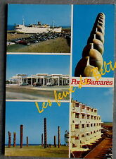 PORT BARCARES MULTIVUES MUSEE DE LA MER SARDANE  LE LYDIA      postcard
