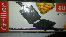 Grilled burger, Sandwich Gas Toaster / MAKER ( Non-Electric, heavy duty )