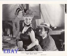 Carole Landis busty, Victor Mature VINTAGE Photo My Gal Sal