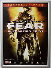 F.E.A.R FEAR RARE XBOX 360 42cm x 60cm Promo Poster #2