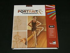 SPICE BOX ART STUDIO PORTRAIT & FIGURE DRAWING KIT FOR BEGINERS