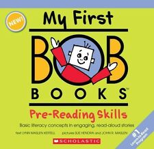 My First BOB Books: Pre-Reading Skills by Lynn Maslen Kertell (Paperback) NEW