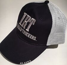 New Alaska ICE ROAD TRUCKERS  Hat Ball Cap IRT NAVY