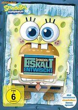 SpongeBob Schwammkopf - Eiskalt entwischt - DVD - ohne Cover #m23