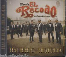 Banda El Recodo CD NEW Haciendo Historia ALBUM Nuevo 2013 - 14 Exitos SEALED