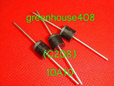 10p 10A10 10 Amp 1000V 10A 1KV Axial Rectifier Diode (C208)