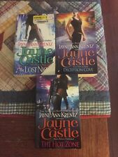 RAINSHADOW SERIES Jayne ANN KRENTZ  JAYNE CASTLE LOT 1-3 Lost Night Deception