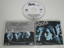 THE POLICE/REGGATTA DE BLANC(A%M 394 792-2) CD ALBUM