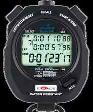 Fastime 9 Professional level 100 lap memory stopwatch with