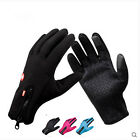 Touch Screen Windproof Waterproof Outdoor Sport Gloves Men Unisex Winter gloves