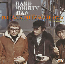 Hard Workin' Man: The Jack Nitzsche Story Volume 2 (CDCHD 1130)