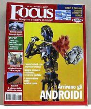 FOCUS [N. 62 - dicembre 1997] (possibilità di spedizione a 2,00 euro)