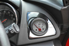 Vauxhall Astra J Air Vent Gauge Pod adapter Gloss black ABS plastic inc VXR