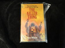The Killer Thing Paperback Book Dell 4496 Kate Wilhelm