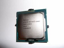 INTEL PENTIUM G2020T CPU,2.5GHz,DUAL CORE 35 WATT PROCESSOR SOCKET 1155