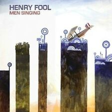 HENRY FOOL - MEN SINGING  CD PROGRESSIVE ROCK NEU