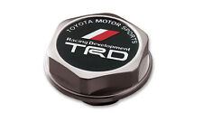 GENUINE TRD TOYOTA ECHO 2000-2005 TRD OIL CAP BILLET ALUMINUM PTR041210802