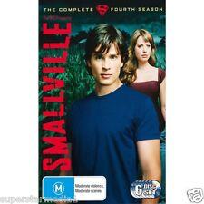 Smallville Season 4 : NEW DVD