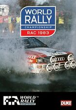 World Rally Championship - RAC 1983 Review (New DVD) FIA WRC Blomqvist Mikkola