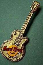 HRC HARD ROCK CAFE Stockholm SILVER Les Paul guitar le1000