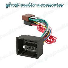 Chevrolet Spark 12   ISO Radio / Stereo harness / adapter / wiring connector