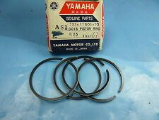Yamaha AS1 YAS1 1968  Kolbenringe + 0,25 mm_Rings 1st O/S_Ringe_Kolben_Motor