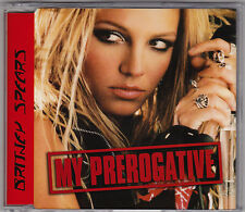Britney Spears - My Prerogative - CD (Jive/Zomba 4 x Track Australia)