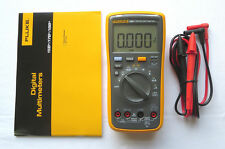 FLUKE Digital Multimeter F18B+ Fluke 18B+ w/ free bag Batteries Free shipping