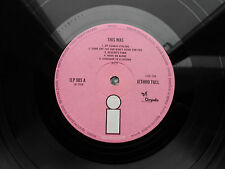 Jethro Tull This Was LP RARE 2nd UK Press Pink i Island MONO Nice Condition